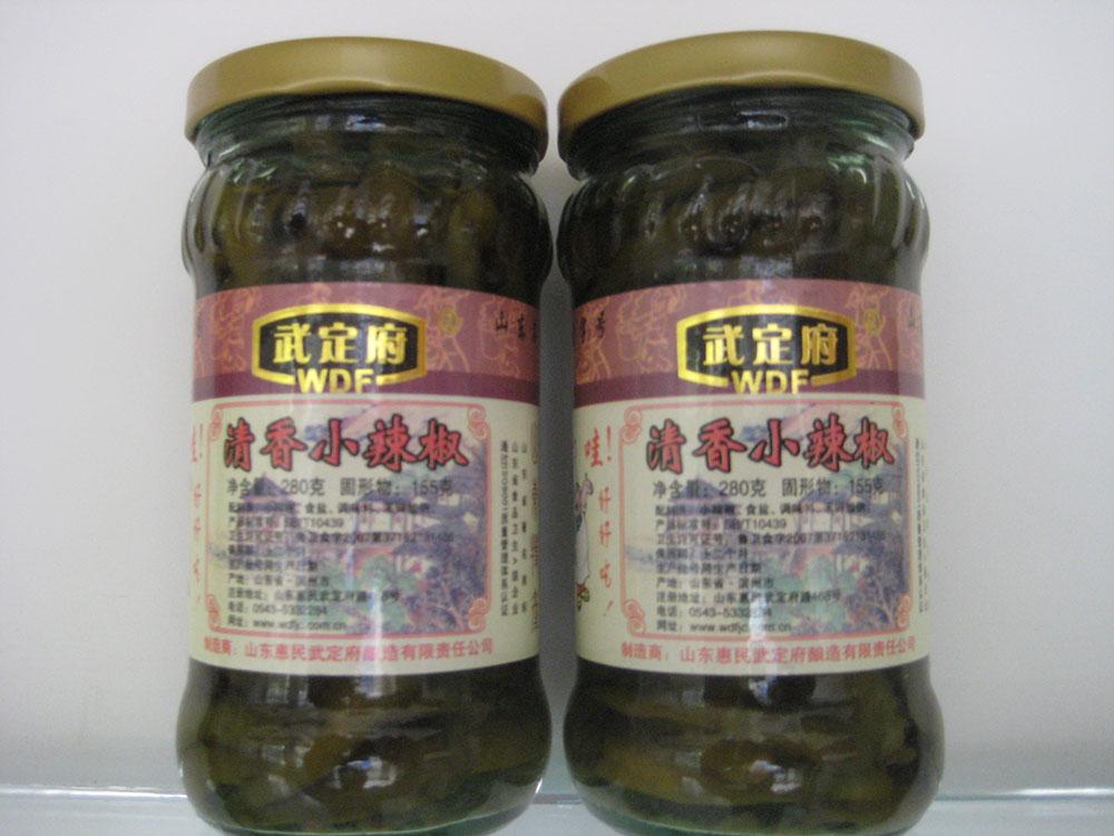 清香小辣椒
